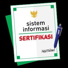 Sistem Informasi Sertifikasi