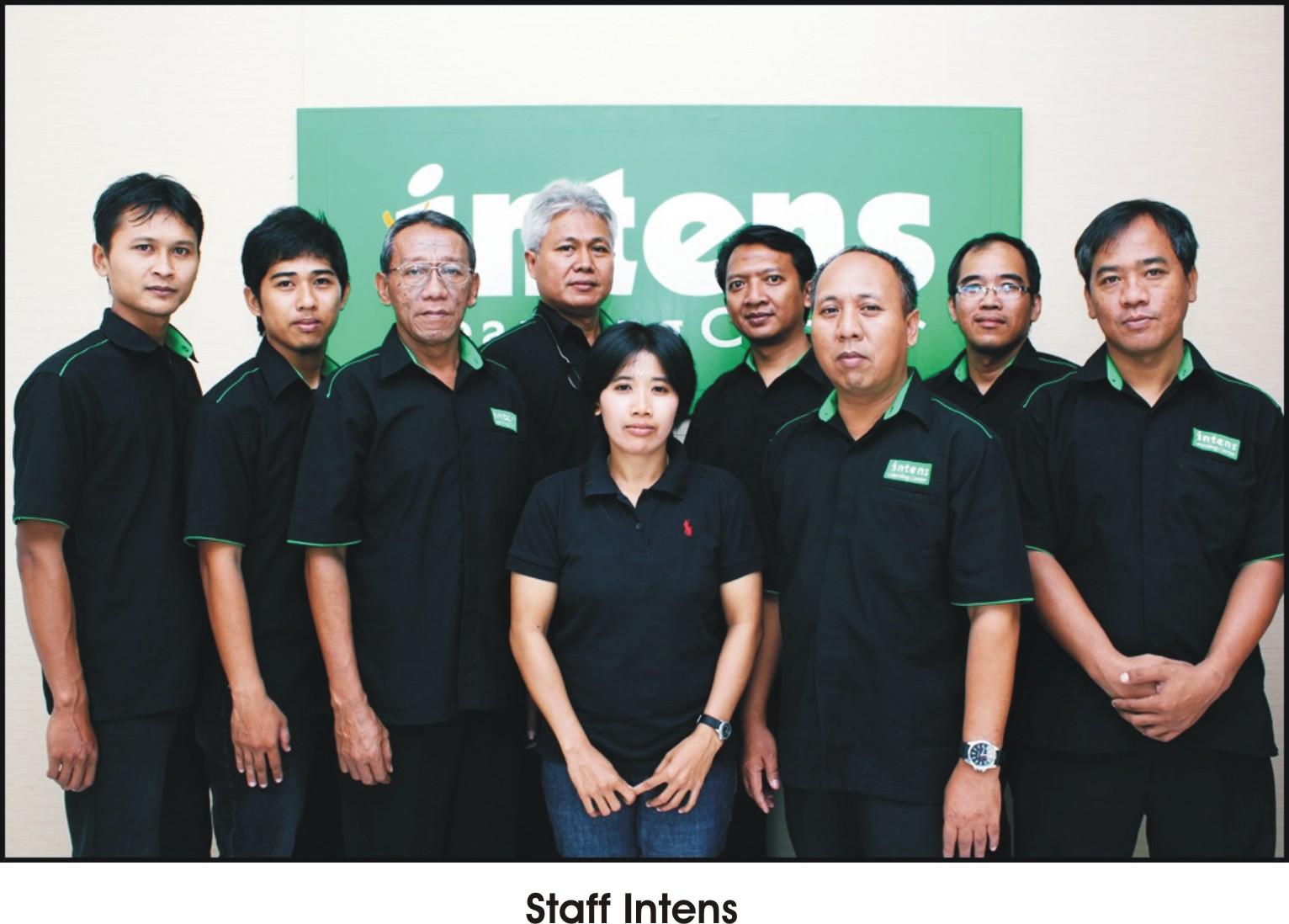 Staff Intens